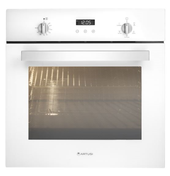 Artusi 60cm Built-In Electric Oven (AO601W)