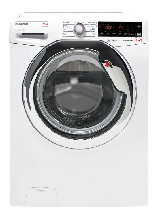 Hoover 7.5kg Washing Machine (DXOA175AH/1-AUS)