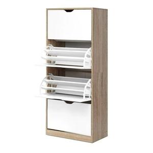 Artiss 48 Pairs Shoe Cabinet Rack Organi
