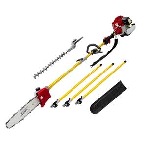 Giantz 65CC Pole Chainsaw Hedge Trimmer