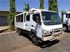 2009 Mitsubishi Canter 4WD Manual Bus