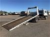 1996 Mitsubishi Tilt Tray Truck (Pooraka, SA)