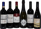 Pack of Assorted Imported Wine (6 x 750mL)