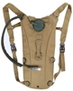 Canvass Hydration Pack 3Ltr, Tan. Buyers Note - Discount Freight Rates Appl