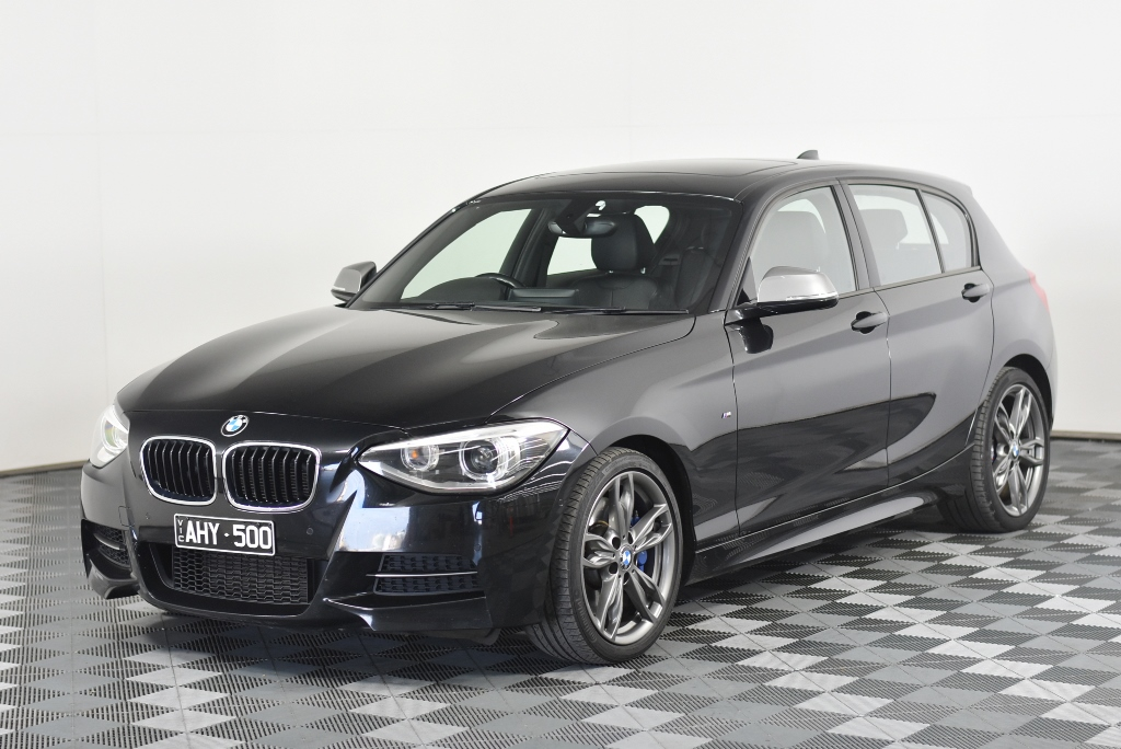 2014 BMW 1 Series M135i F20 Automatic - 8 Speed Hatchback