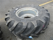 Tractor, Telehandler, Loader Tyres & Rims