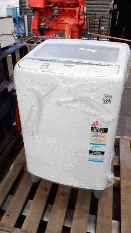 LG 6.5kg Top Load Washing Machine(WTG6532W)