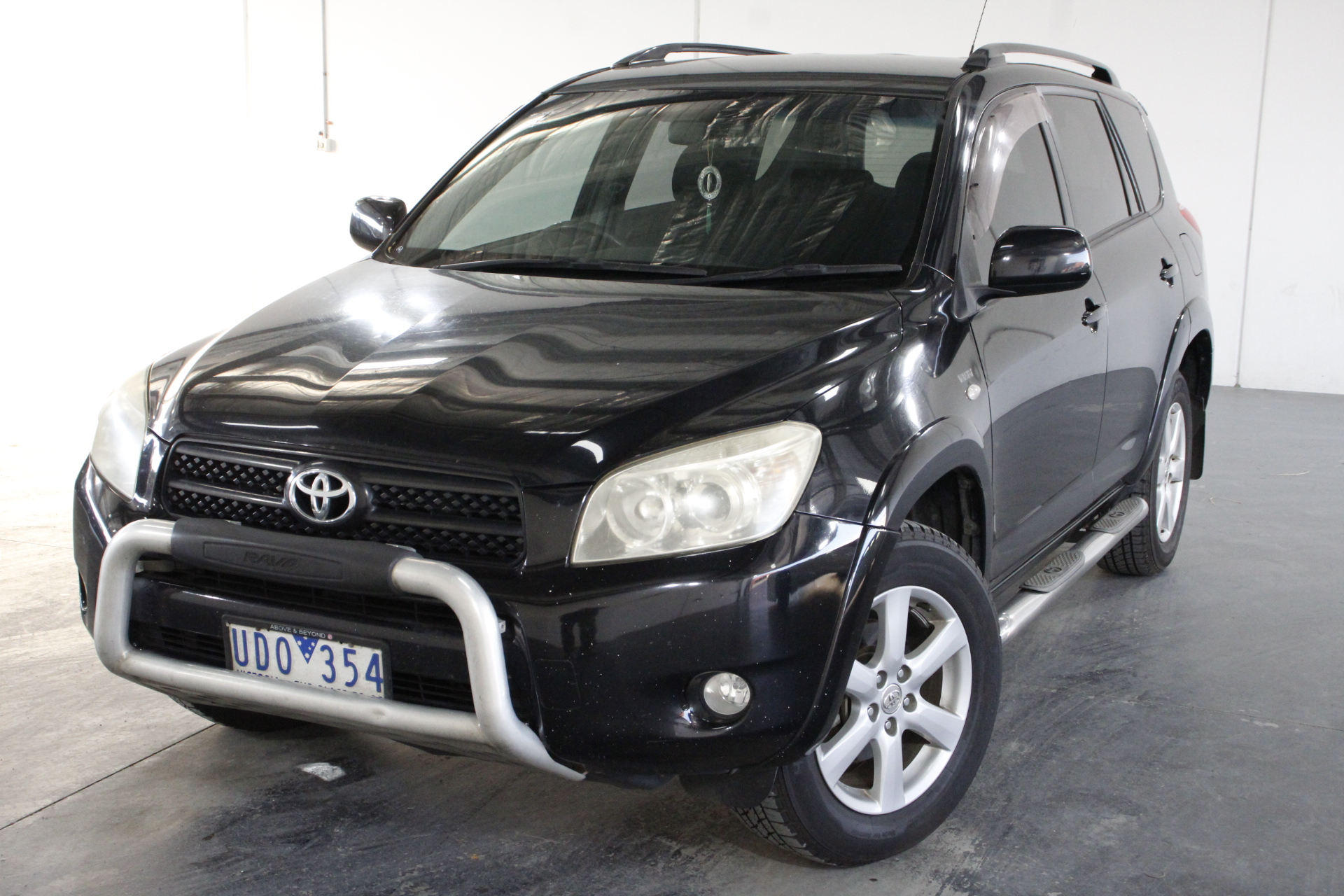 2006 Toyota Rav 4 Cruiser (4x4) Manual Wagon