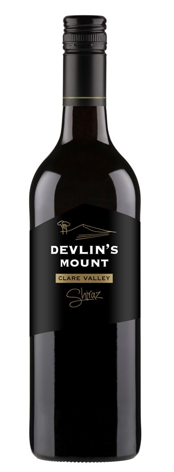 Devlin's Mount Clare Shiraz 2017 (12 x 750mL) Clare Valley, SA