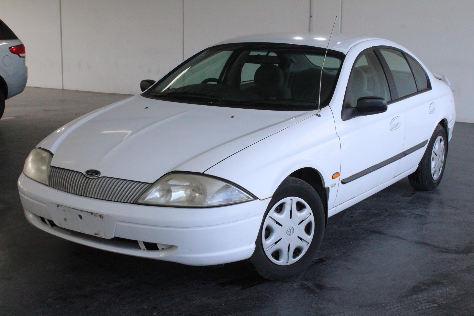 1999 Ford Falcon Forte AU Automatic Sedan