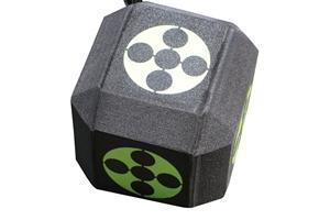 Archery 3D Dice Target Cube Reusable 18