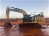 2014 Caterpillar 349EL R Hydraulic Excavator (EX50002)