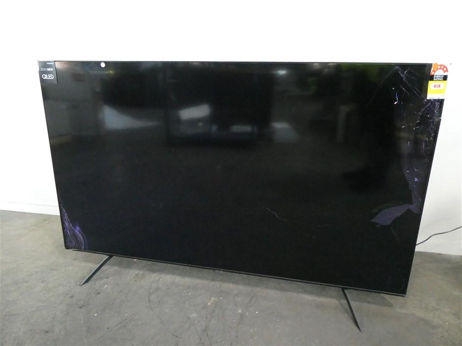 "Samsung 75"" Q60T QLED UHD Smart 4K Television (QA75Q60TAWXXY)"