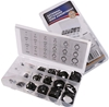 300pc External Snap Ring Assortment, Sizes; See Image Buyers Note - Discoun