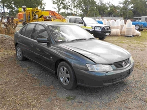 2003 Holden Commodore Acclaim RWD Automa