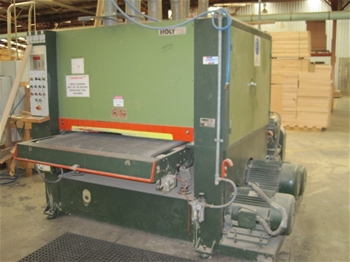 Complete Woodworking Plant Dispersal Over 200 Lots