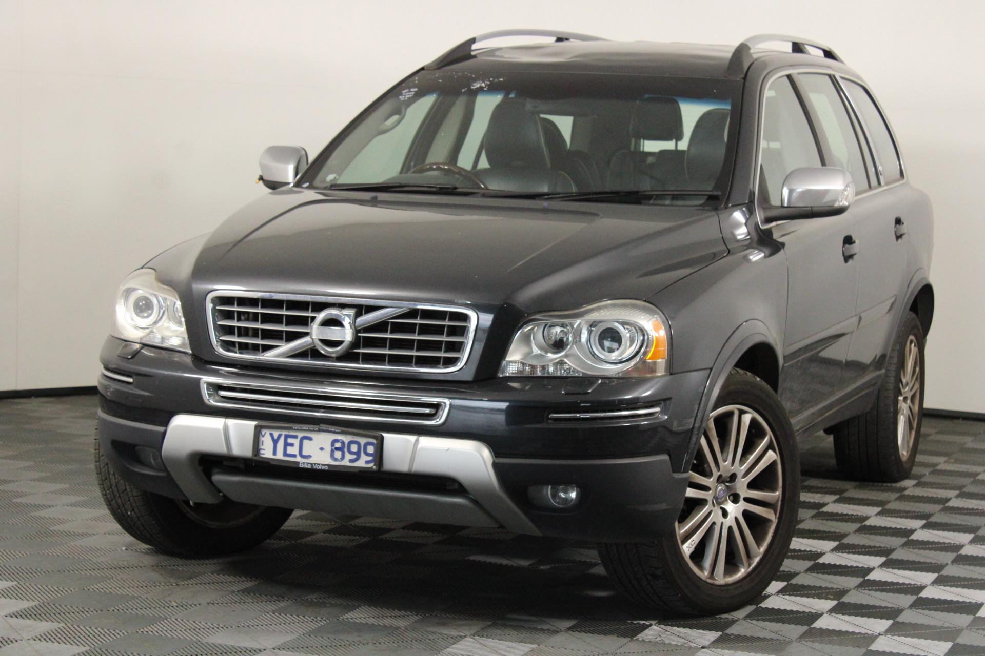 2011 Volvo XC90 3.2 Executive Automatic 7 Seats Wagon