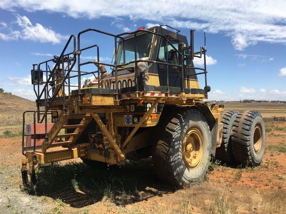 Caterpillar Dump/Water Truck Chassis