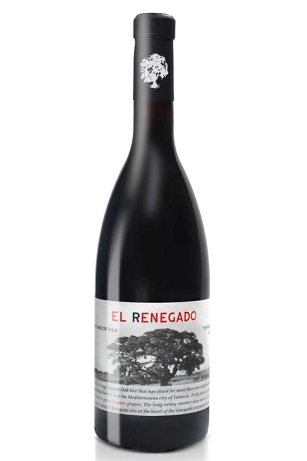 Bodegas Nodus El Renegado Tinto 2018 (6 x 750mL) Spain
