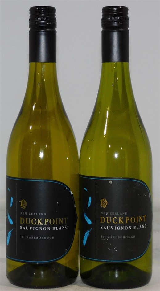 Pack of Assorted Duck Point Sauvignon Blanc 2018/2019 (11 x 750mL)