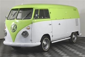 1967 Volkswagen Kombi Panel Van (RHD)