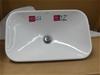 Qty 4 x Coroma Ceramic Semi Drop-in Hand Basin