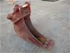 Jaws Buckets Excavator Trench Bucket 330mm