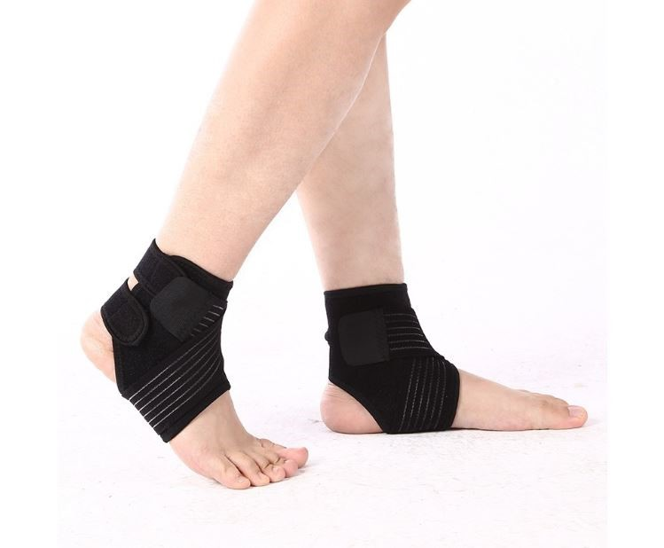 5 Packs Ankle Brace, Support, Sleeve-Black