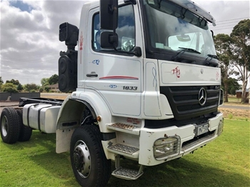 Cab Chassis Truck