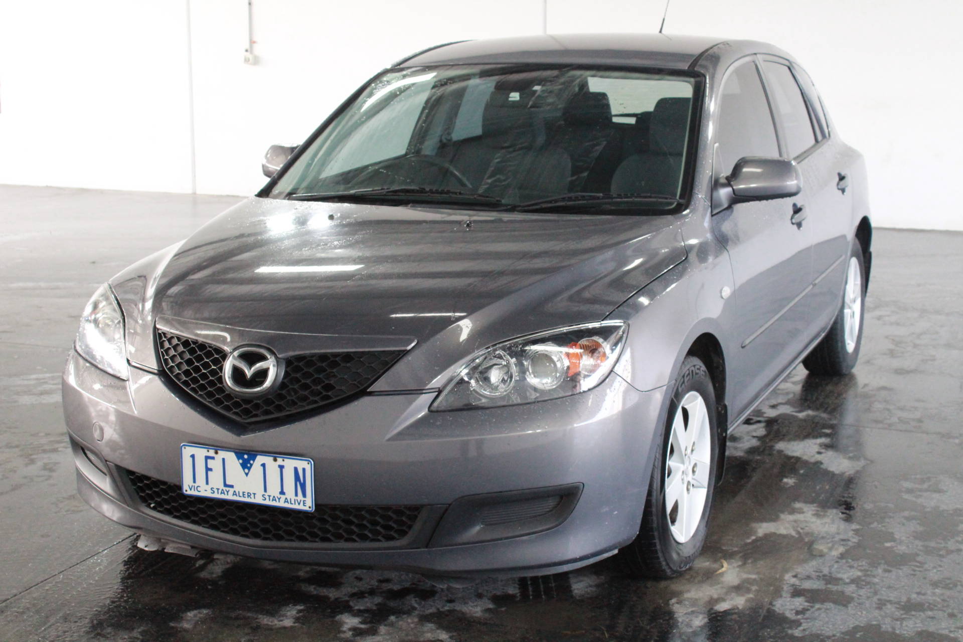2006 Mazda 3 Neo BK Automatic Hatchback (WOVR Inspected)