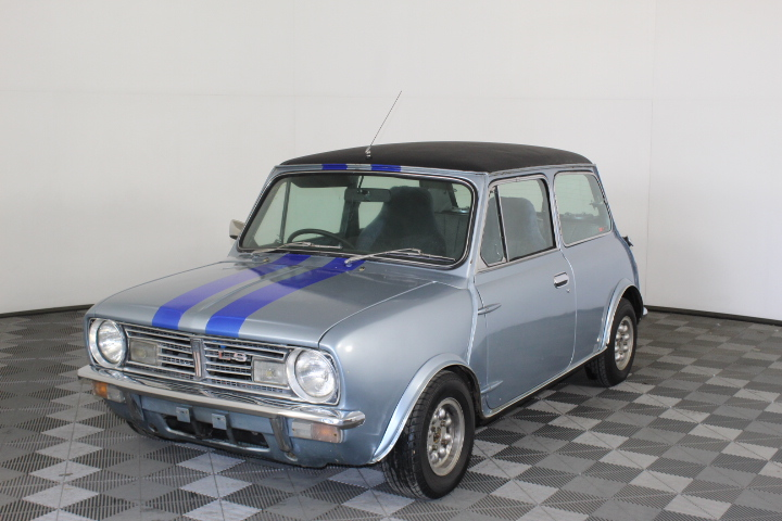 1977 Mini Cooper LS Manual Wagon 94,074km