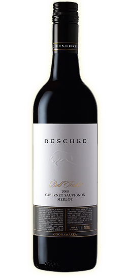 Reschke Wines `Bull Trader` Cabernet Merlot 2009 (6 x 750mL),