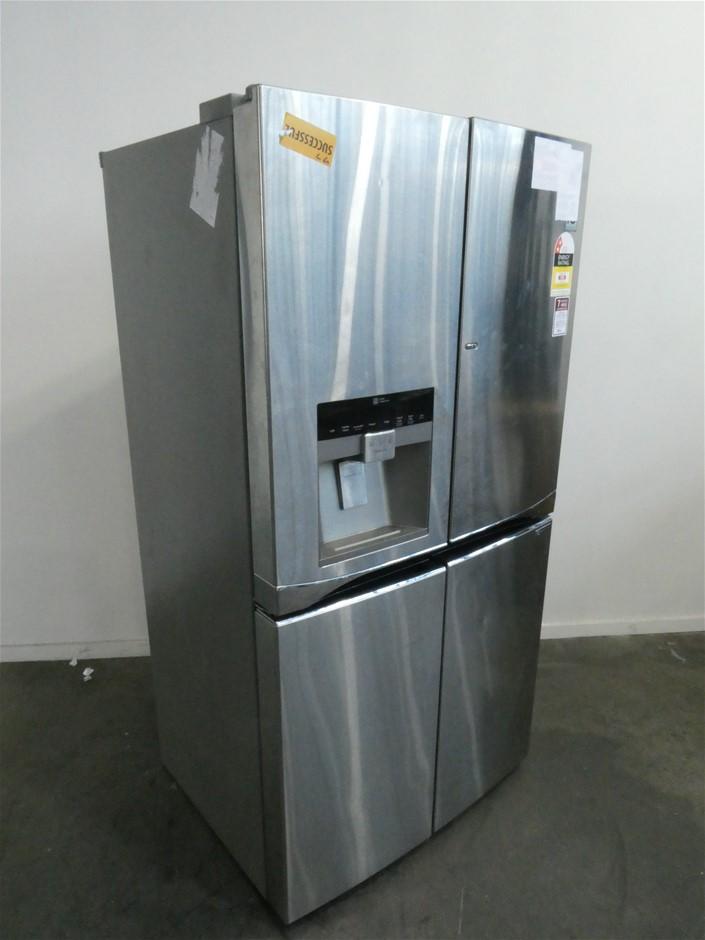 LG 712L Stainless Steel 5 Door French Door Refrigerator (GF-5D712SL)