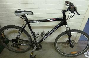 aeda5337199 Mountain Bike, Mens, Shogun Trailbreaker 3, Black Auction (0004 ...