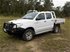 2011 Toyota Hilux 3.0 D4D 4WD Manual - 5 Speed Ute
