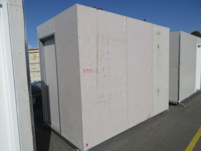 3.1 x 1.8m Incomplete Bathroom Module