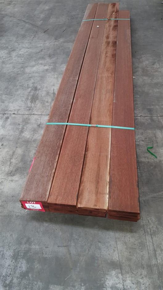 140 x 19 Merbau Decking.