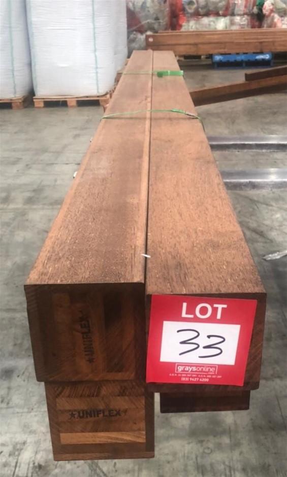 115 x 115 Merbau FJL Post GL13.