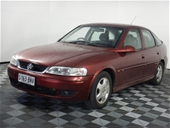 Unreserved 2001 Holden Vectra CD JSII Automatic Hatchback