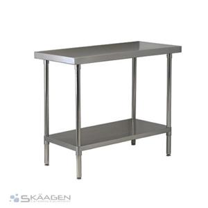 Unused 1220mm x 610mm Stainless Steel Be
