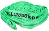 Round Lifting Sling, WLL 2,000kg x 6M (With Test Cert). Buyers Note - Disco