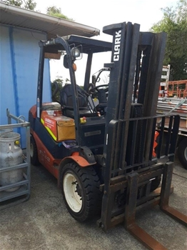 Forklift 2.5t Container
