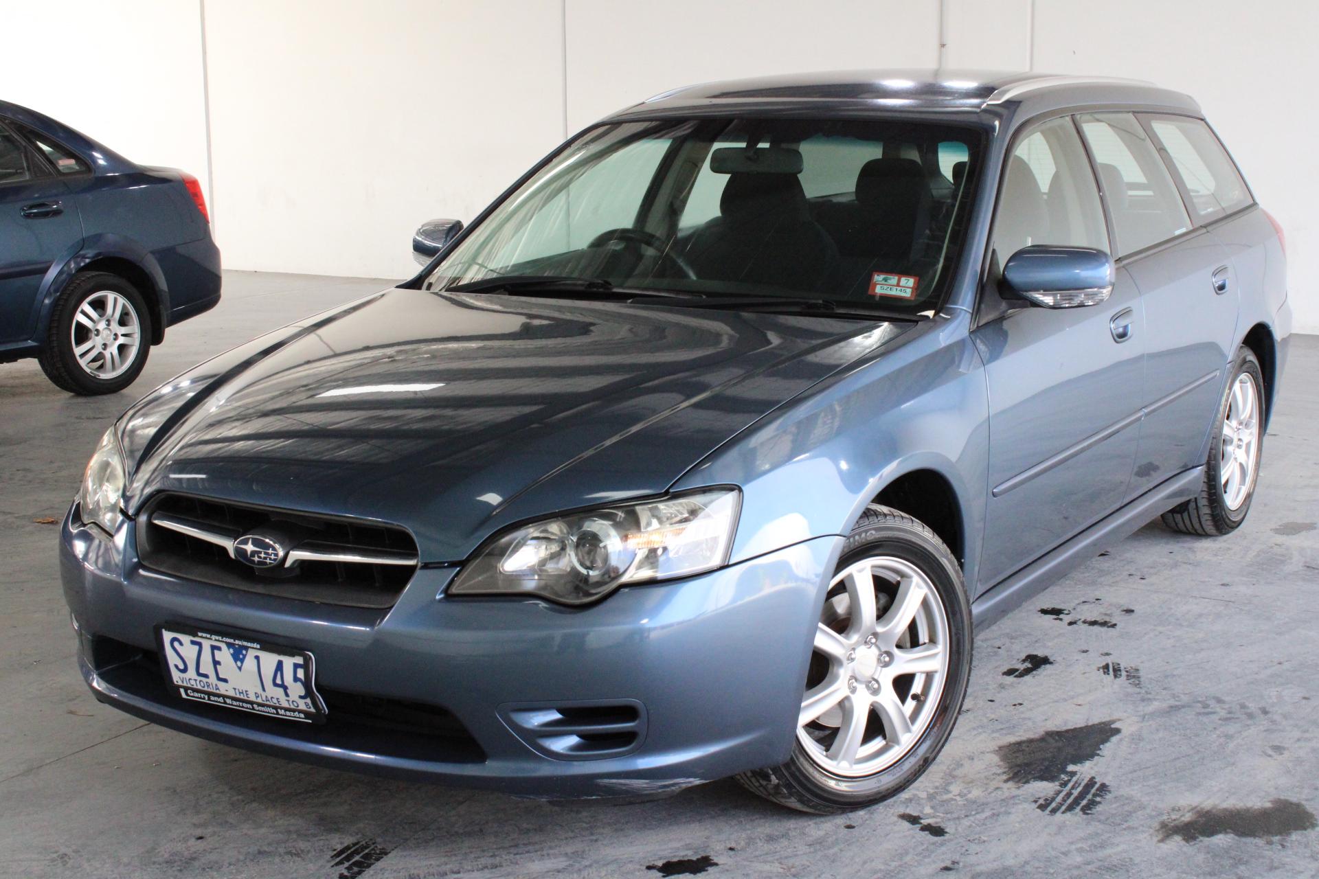 2003 Subaru Liberty 2.0i B4 Automatic Wagon