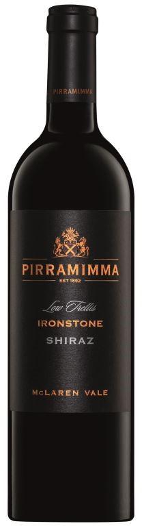 Pirramimma Ironstone Low Trellis Shiraz 2016 (6 x 750mL) McLaren Vale, SA