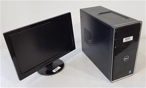 Dell Inspiron 3847 Mini Tower Desktop Pc