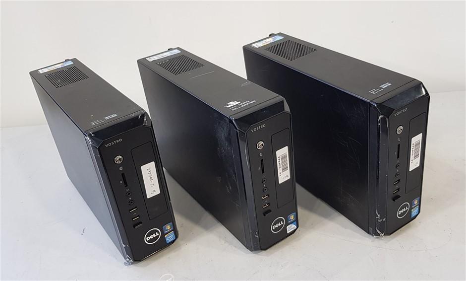 Dell Vostro 270s SFF Desktop Pc Bundle (3-Pack)