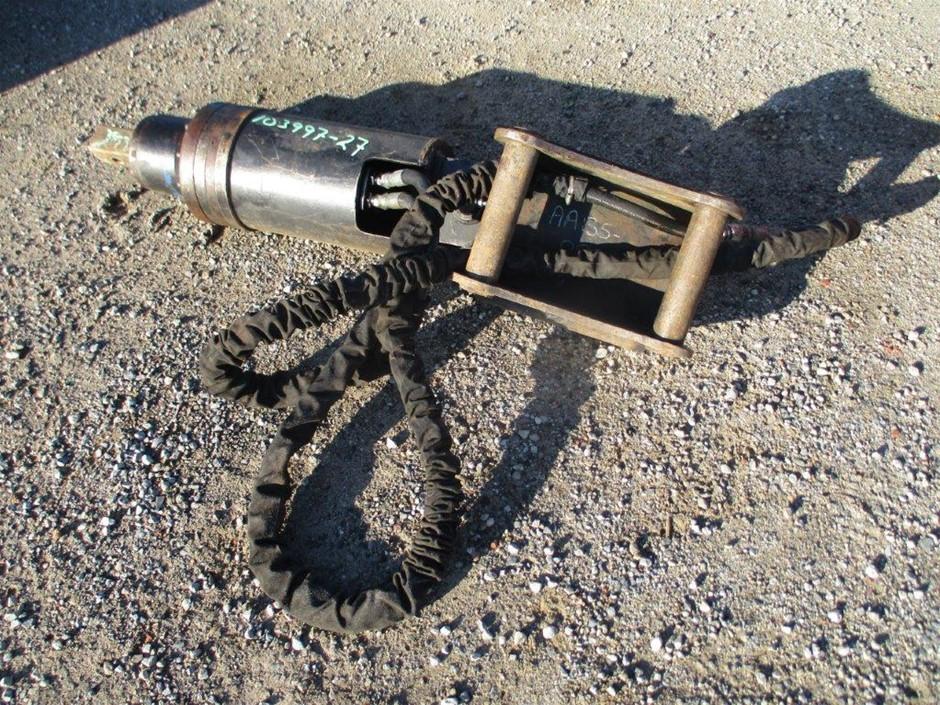 Hydraulic Auger Motor