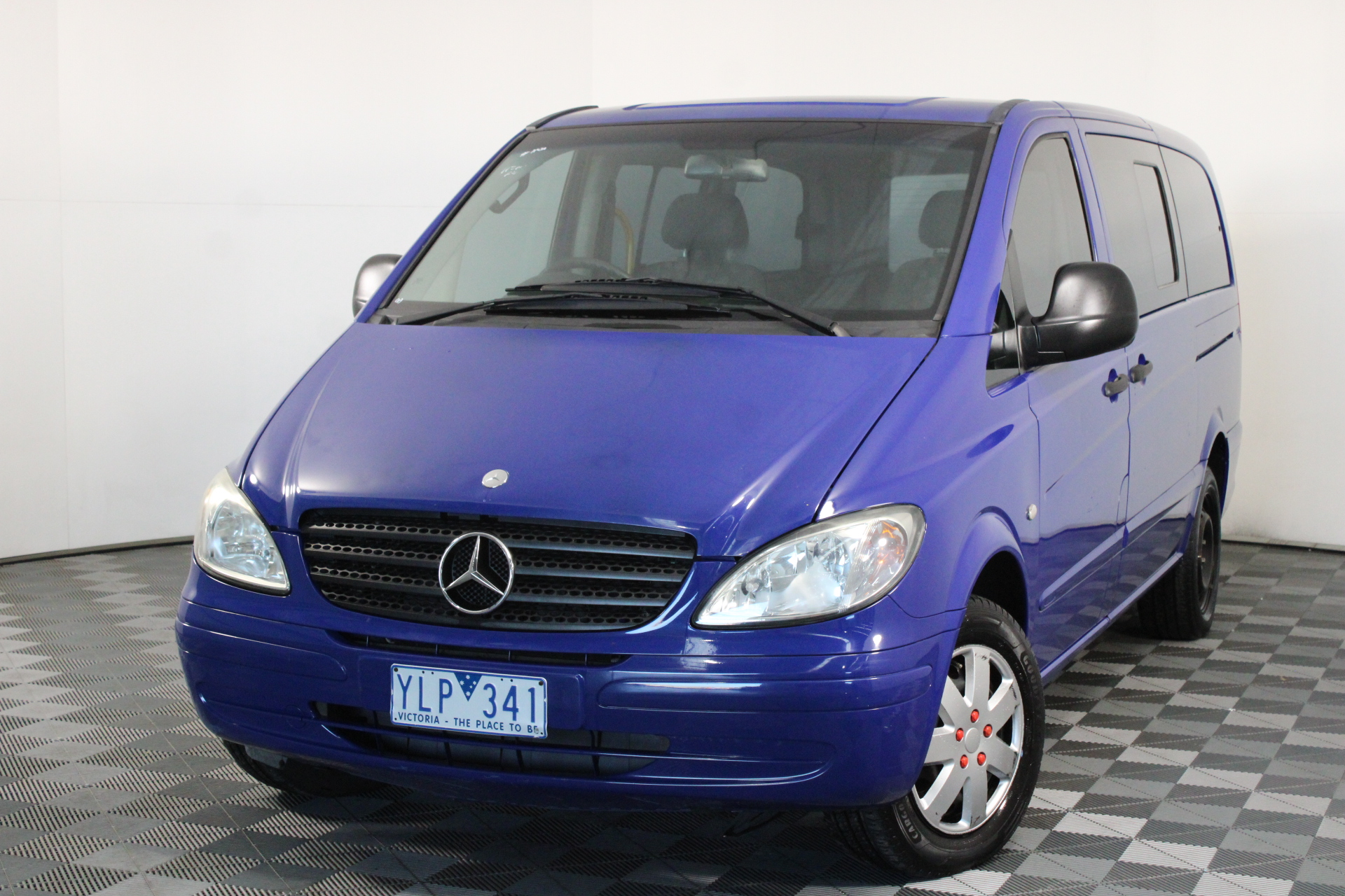 2005 Mercedes Benz Vito 119P Automatic People Mover