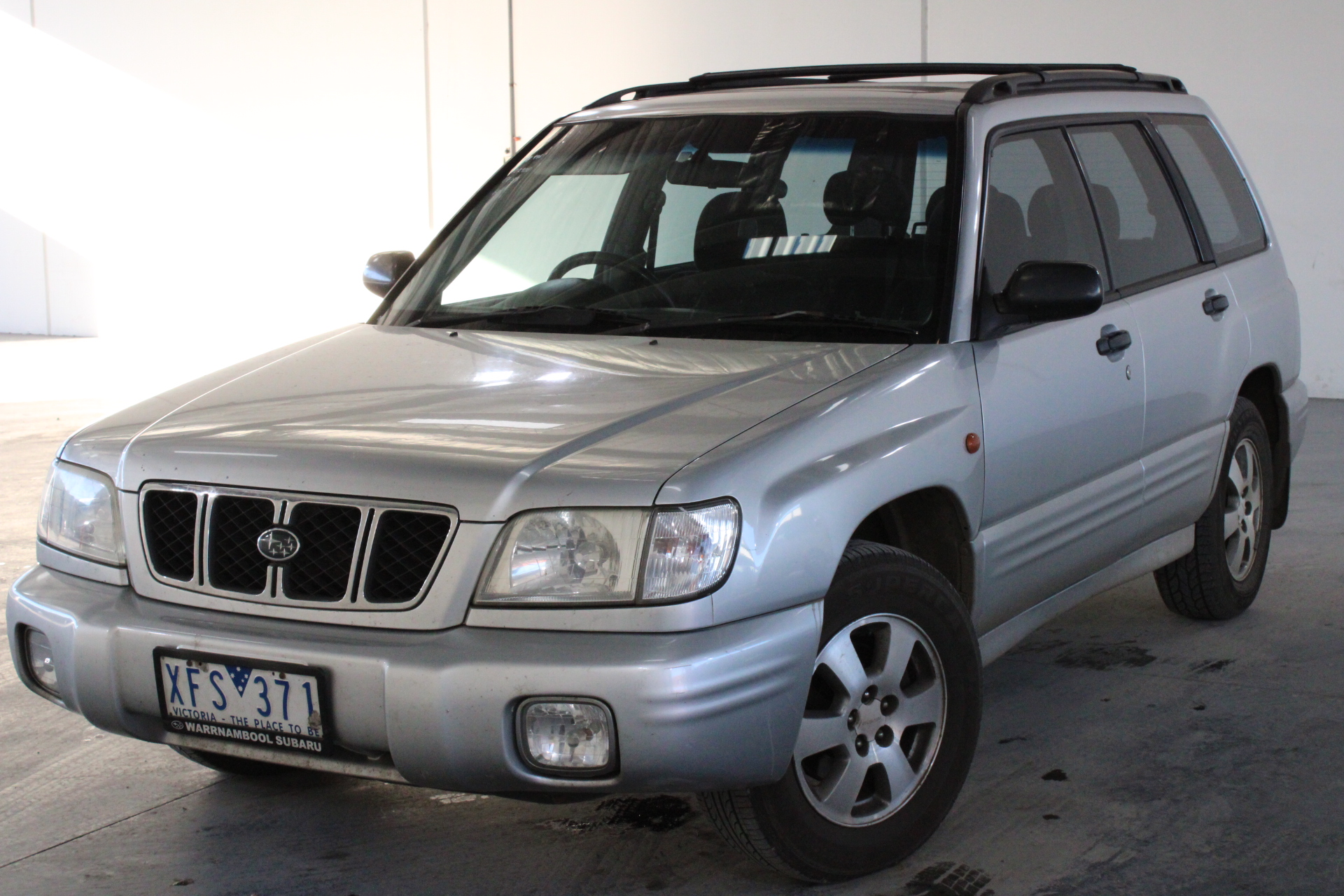 2002 Subaru Forester Limited Automatic Wagon