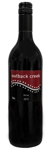 Outback Creek Shiraz 2015 (12 x 750mL) H